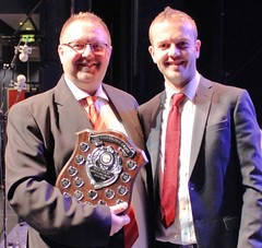 'B' Section - Best Instrumentalist, Richard Wilson (Cornet), Norwich