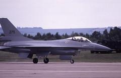 F-16 Fighting Falcon (Pentakrom) Tags: iat greenham common 1981 general dynamics f16 fighting falcon royal norwegian air force