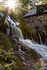 Röttlefallet (Mona Nilsson (pixmixx)) Tags: gränna röttle vattenfall röttleby vättern flare naturallight