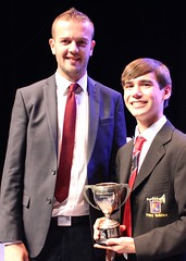 'A' Section - Best Instrumentalist, Richard Straker, Friary
