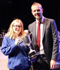 'B' Section - Best Baritone, Darcie Brownlow, Shanklin