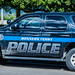 2019 - Road Trip - 155 - Bonners Ferry - 5 - Police Car