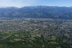 Isère valley @ Hike to Mont Saint-Eynard