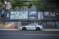 DSC01662 (KayOne73) Tags: sony a7iii tamron 2875 mm f 28 porsche 911 991 turbo great wall topanga drive zeiss batis 40mm f2 prime lens 2015