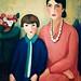 Fernanda de Castro e Antoninho Gabriel (1928) - Sarah Affonso