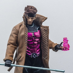 Gambit Details (misterperturbed) Tags: mezco mezcoone12collective nycc nycc2019 newyork newyorkcomiccon newyorkcomiccon2019 one12collective xmen gambit