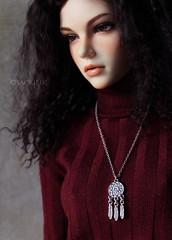 Yavanna (Sackielc) Tags: abjd bjd asian ball jointed doll balljointeddoll iplehouse eid bibiane yavanna witch jewelry jewellery sd fairyland feeple65 fl65 hybrid