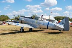 N5557V 49-3153 North American AT-6G Texan (SamCom) Tags: f23 ranger rangermunicipal rangerairport n5557v 493153 northamerican at6g texan