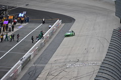 DSC_0594 (w3kn) Tags: nascar monster energy cup series dover speedway 2019 drydene 400 mile kyle larson burnout celebration