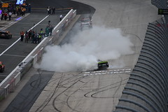 DSC_0614 (w3kn) Tags: nascar monster energy cup series dover speedway 2019 drydene 400 mile kyle larson burnout celebration