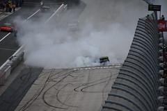 DSC_0641 (w3kn) Tags: nascar monster energy cup series dover speedway 2019 drydene 400 mile kyle larson burnout celebration