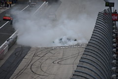 DSC_0643 (w3kn) Tags: nascar monster energy cup series dover speedway 2019 drydene 400 mile kyle larson burnout celebration