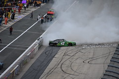 DSC_0648 (w3kn) Tags: nascar monster energy cup series dover speedway 2019 drydene 400 mile kyle larson burnout celebration