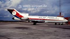 Dan Air London, G-BAEF (timo.soyke) Tags: danair gbaef boeing b727 plane airplane aircraft flugzeug