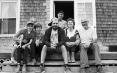 Block Island - October 1st 2019 (neilsonabeel) Tags: nikonfm2 nikon nikkor blackandwhite family blockisland rhodeisland film analogue