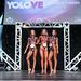 Women's Bikini - Class D 2 Brianna George 1 Annie Bergeron 3 Eva Bellevance