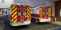 Henderson Fire Department, Rescue 95 and 97 (Summerlin540) Tags: