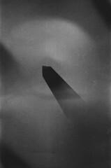monolith (BleakView) Tags: yashica film filmgrain analogue grave kubrick ancient death compass fractal ghost worship bleak bleakview fog cthulhu