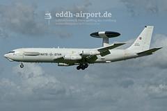 LX-N90453 (timo.soyke) Tags: awacs e3a sentry b707 nato ham eddh hamburg hamburgairport lxn90453 aircraft plane airplane