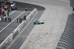 DSC_0598 (w3kn) Tags: nascar monster energy cup series dover speedway 2019 drydene 400 mile kyle larson burnout celebration