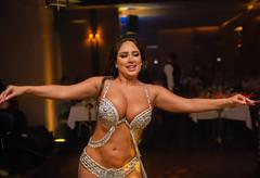 Belly Dancer (Paul Saad) Tags: beautiful pretty faces portrait beirut lebanon lebanese d850 nikon women model dancer bellydancer brunette