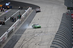DSC_0603 (w3kn) Tags: nascar monster energy cup series dover speedway 2019 drydene 400 mile kyle larson burnout celebration