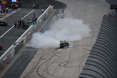 DSC_0613 (w3kn) Tags: nascar monster energy cup series dover speedway 2019 drydene 400 mile kyle larson burnout celebration
