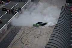 DSC_0618 (w3kn) Tags: nascar monster energy cup series dover speedway 2019 drydene 400 mile kyle larson burnout celebration