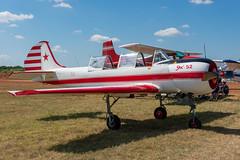 N360Y Yak-52 (SamCom) Tags: f23 ranger rangermunicipal rangerairport n360y yak52