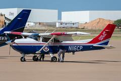N116CP 2017 Cessna 182T Civil Air Patrol (SamCom) Tags: kafw afw alliancefortworth n116cp 2017 cessna 182t c182