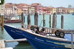 Murano (Joe Shlabotnik) Tags: italia 2019 boats canal italy murano april2019 venice venezia afsdxvrzoomnikkor18105mmf3556ged