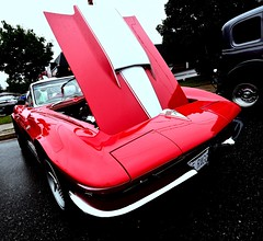 '65 RAG-TOP, CORVETTE, ACA PHOTO (alexanderrmarkovic) Tags: 65ragtop corvette acaphotoconvertible chevy chevrolet musclecar muscle americanmuscle classic