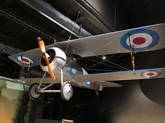 "Nieuport 27 1 • <a style=""font-size:0.8em;"" href=""http://www.flickr.com/photos/81723459@N04/48856983983/"" target=""_blank"">View on Flickr</a>"