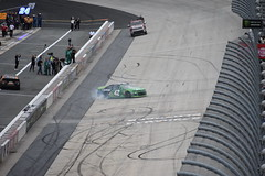 DSC_0602 (w3kn) Tags: nascar monster energy cup series dover speedway 2019 drydene 400 mile kyle larson burnout celebration