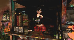 Nice shop (BillitaUnderZone) Tags: tram drd prettydeceased katat0nik kibitz level event deco secondlife sl avatar virtual blogger newreleases new mesh merlific post outfit fashion