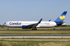 D-ABUK (JBoulin94) Tags: dabuk condor boeing 767300 toronto pearson international airport yyz cyyz ontario john boulin