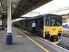 GWR 150002 @ Exeter St. Davids train station