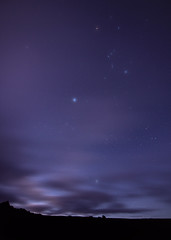 Morning Twilight - Mauna Loa - 2019-10-02 (garbazo) Tags: maunaloa hawaii bigisland twilight bluehour nightscape landscape astronomy astroscape orion canismajor nikon d7500