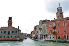 Murano (Joe Shlabotnik) Tags: italia venezia belltower 2019 italy murano canal venice april2019 campanile afsdxvrzoomnikkor18105mmf3556ged