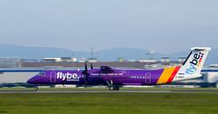 G-PRPF Dash 8, Edinburgh (wwshack) Tags: bombardier dhc8 dash8 edi egph edinburgh edinburghairport flybe lothian turnhouse gprpf