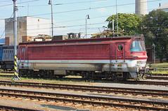 240-111 at Breclav depot (Karel1999 Over Two Million views ,many thanks) Tags: station railway trains vlakzuglocomotivestrainsrailwayrailroadstation breclav