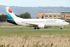 SX-LWA_02 (GH@BHD) Tags: sxlwa boeing 737330 737 733 737300 b737 b733 lumiwings bhd egac belfastcityairport aircraft aviation airliner
