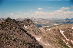 (szmenazsófi) Tags: smenasymbol lomo smena analog analogue film 35mm outdoor mountain mountains mountevans mtevans rockies rockymountains glacier