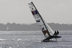 BCK@47 CataGolfe Arradon 2019 (3) (lbc.kb7747) Tags: catagolfe2019 arradon golfedumorbihan morbihan catamaran foil mer sea vent wind écologie glisse bonheur vitesse compétition régate voile équipe équipage voler fly aérien passion
