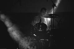 Dark drummer - 2018 (Tu i tam fotografia) Tags: dark drummer mrok ciemność drums candid light światło indoor arayoflight promieńświatła muzyka music ray gleam smoke dym człowiek man polska poland blackandwhite noiretblanc enblancoynegro inbiancoenero bw monochrome czerń biel czerńibiel noir czarnobiałe blancoynegro biancoenero concert koncert