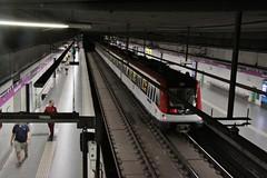 (Uno100) Tags: sagrada familia metro tube barcelona station 2019