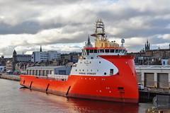 Normand Springer 04-10-2019 (Iain Maciver SY) Tags: aberdeen ship scotland supplyvessel oilindustry oilexploration maritime marine harbour vessel port nautical