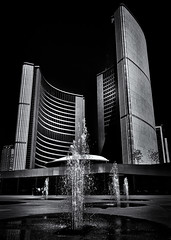 Toronto City Hall No 7 (thelearningcurvedotca) Tags: briancarson canada canadian cityhall ontario thelearningcurvephotography toronto abstract architecture background blackwhite blackandwhite building city concept construction contemporary design downtown environment exterior famous futuristic geometric glass historic icon landmark light lines modern monochrome monument new outdoors pattern perspective photo photograph photography place reflection round shape street structure symbol texture time tower urban vertical wall window absolutearchitecture awardflickrbest bwartaward bwmaniacv2 bej blackwhitephotos blackandwhiteonly blogtophoto bwemotions cans2s discoveryphotos iamcanadian linescurves noiretblanc torontoist true2bw theworldofarchitecture yourphototips