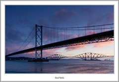 Dawn Sky At Queensferry (flatfoot471) Tags: 18125sigma 2017 bridge cargo dawn fife landscape lothian march merchant normal northqueensferry portedgar queensferry riverforth rural scotland ships spring sunrise unitedkingdom southqueensferry midlothian