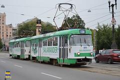 Tatra T3 5171 (Кевін Бієтри) Tags: tatra t3 tatrat3 5171 tatrat35171 kharkiv kharkov kharkivtrainstation kharkivpass sex sexy bikha salamander bikhasalamander ukraine ukraïna tram d3200 d32 d32d nikond3200 nikon kevinbiétry kevin spotterbietry kb